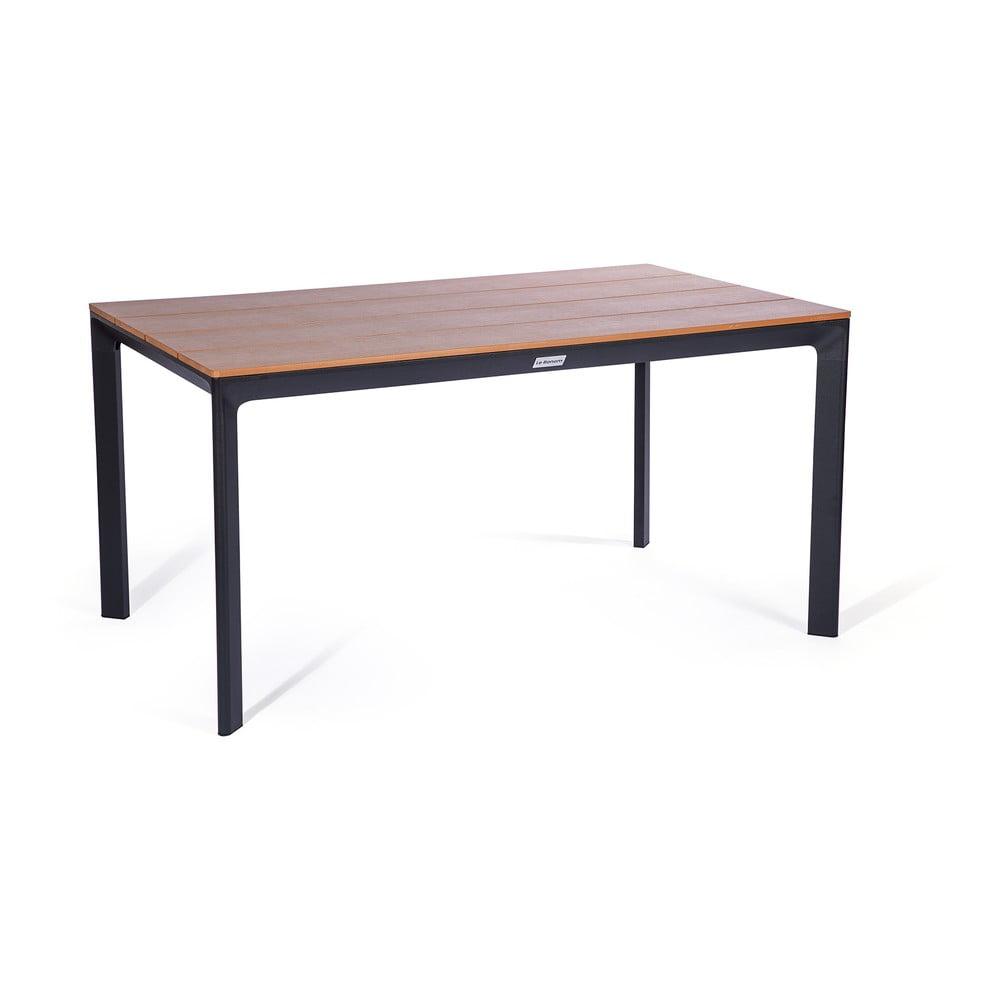 Zahradní stůl s artwood deskou Le Bonom Thor, 90 x 147 cm