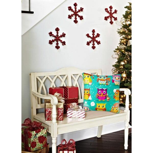 Polštář s výplní Christmas V36, 45 x 45 cm