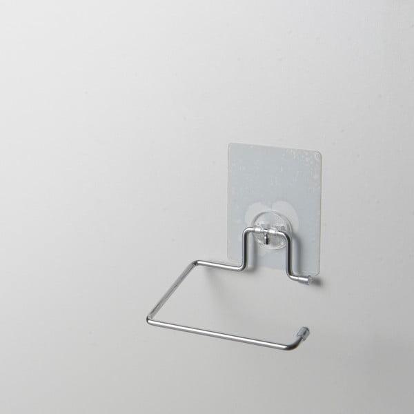 Uchwyt ze stali chromowanej na papier toaletowy Compactor