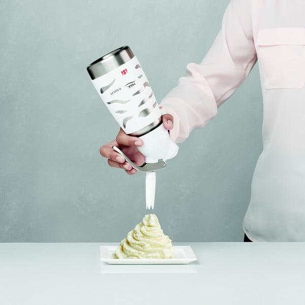 Šlehačková láhev iSi Dessert Whip Plus 0,25 l + bombičky '10' zdarma