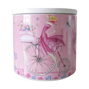 Porcelánová dóza na sušenky Pink Biscuits