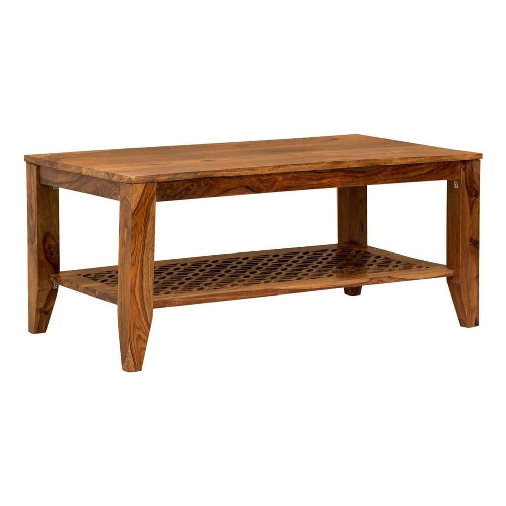 Konferenční stolek z masivního palisandrového dřeva Massive Home Rosie
