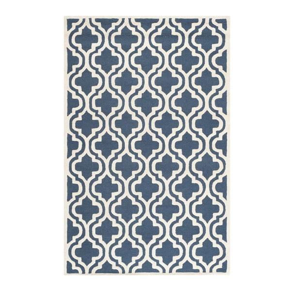 Vlněný koberec Lola, 121 x 182 cm