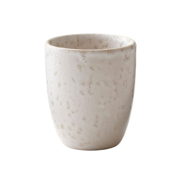 Basics Matte Cream krémszínű kávéscsésze, 100 ml - Bitz