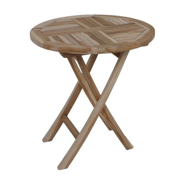Java összecsukható kerti teakfa asztal - ADDU