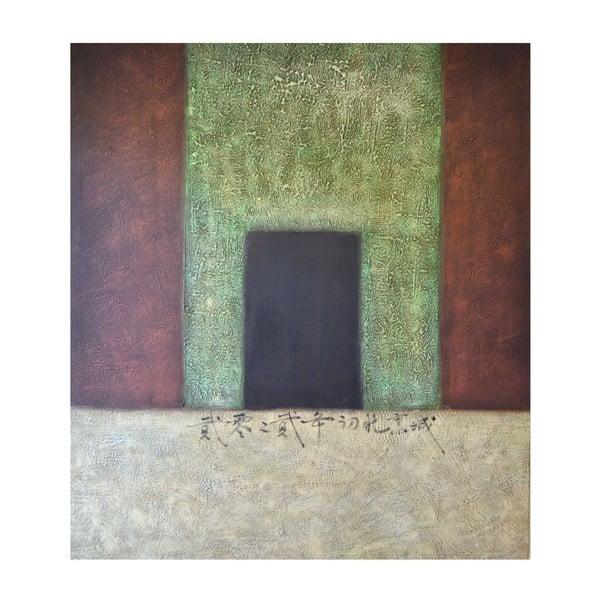 Obraz Green Xina Word, 90x100 cm