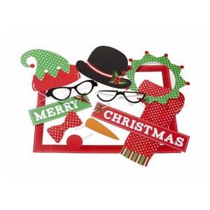 Sada na focení Christmas Family