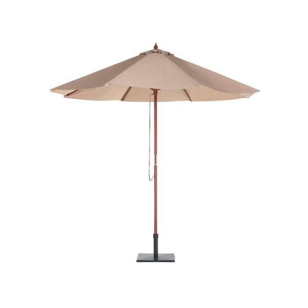 Umbrelă de grădină Monobeli Valencia, bej nisip