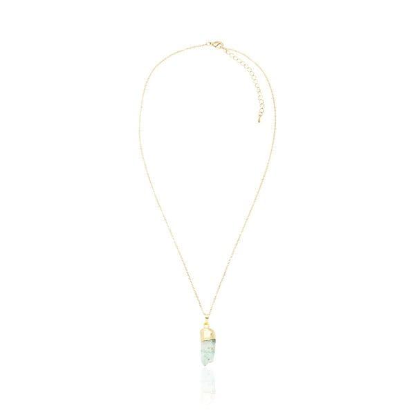 Dámský náhrdelník ve zlaté barvě NOMA Maud