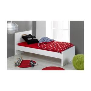 Bílá dětská postel JUNIOR Provence Milo, 90x200cm