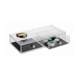 Úložný systém Clarity 2 Drawer Wide