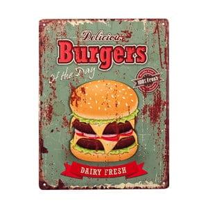 Nástěnná deska Hamburger