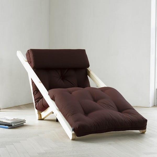 Lenoška Karup Figo, Raw/Brown, 70 cm