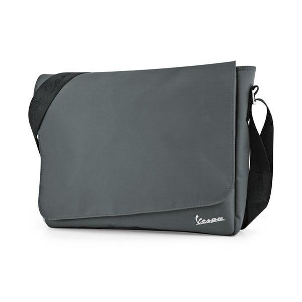 Taška přes rameno Vespa Messenger Grey