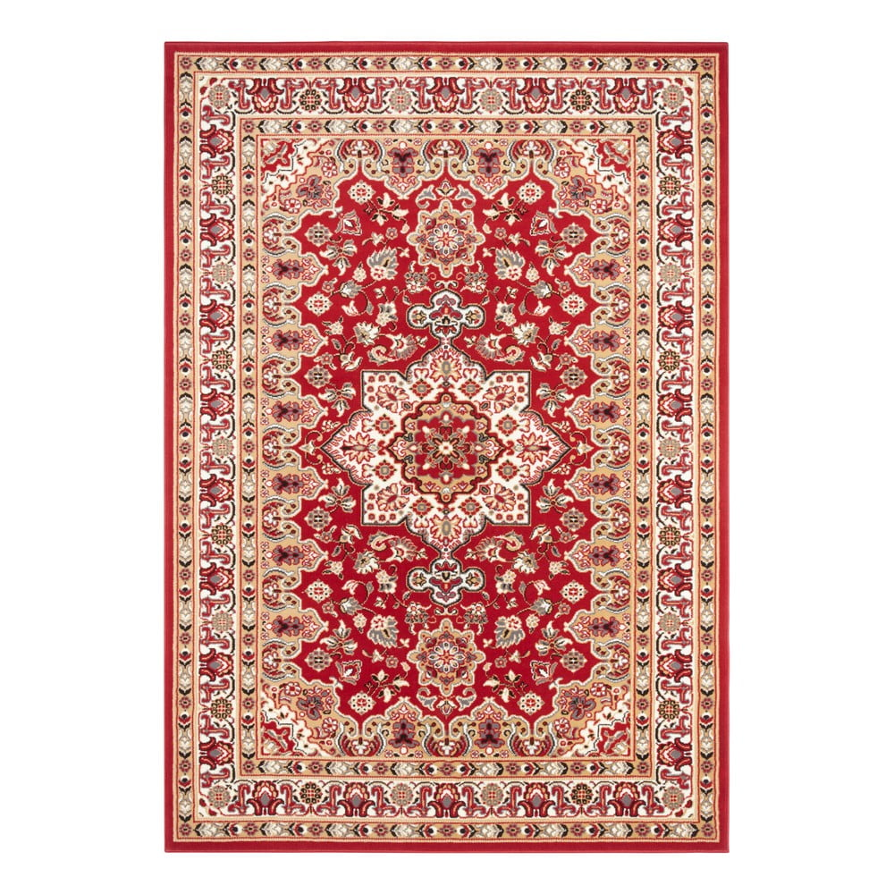 Produktové foto Červený koberec Nouristan Parun Tabriz, 120 x 170 cm