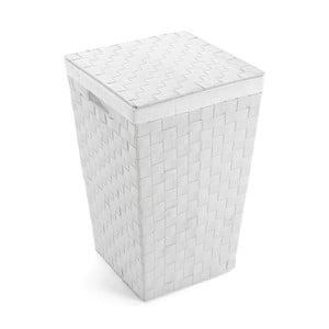Bílý koš na špinavé prádlo Versa White Basket
