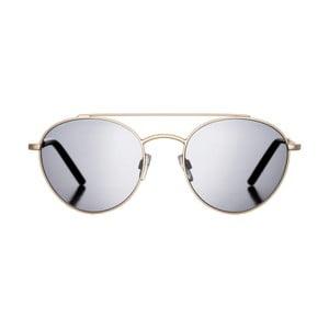 Zlaté sluneční brýle s tmavě šedými skly Marshall Joey