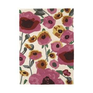 Vlněný koberec Calisto White 120x170 cm