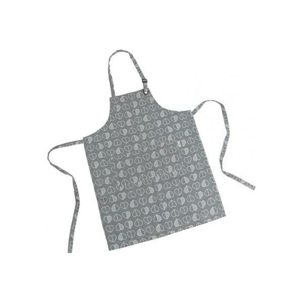Kuchyňská zástěra Confetti Slate