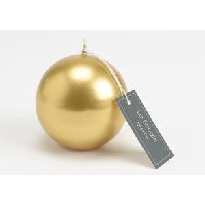 Svíčka Gold Sphere