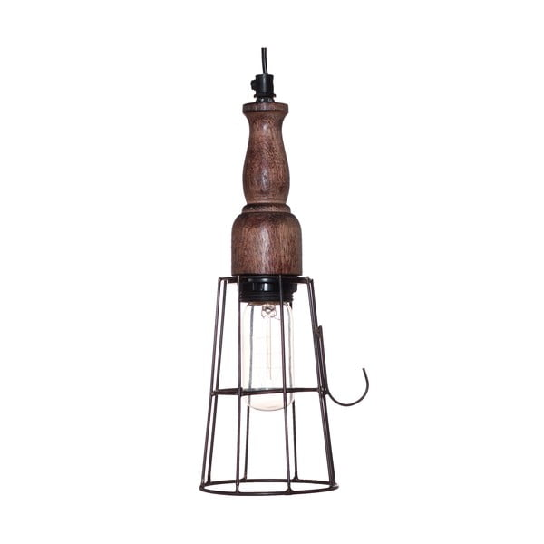 Závěsná vintage lampa