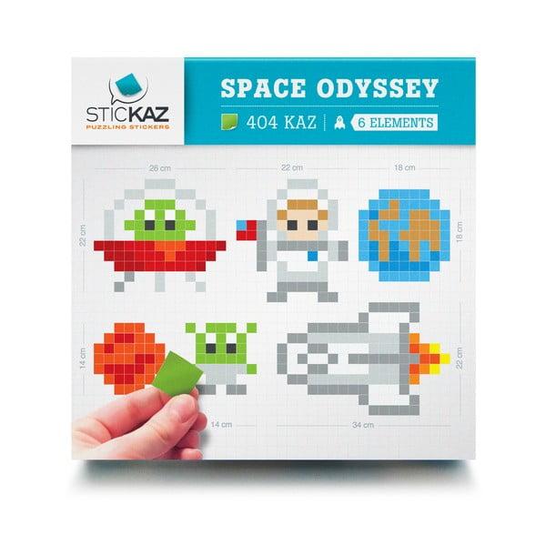 Samolepky Space Odyssey