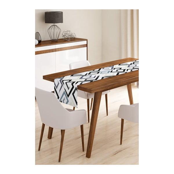 Napron din microfibră pentru masă Minimalist Cushion Covers Timoty, 45x145cm
