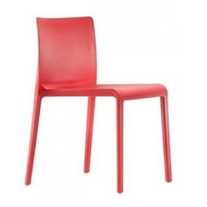 Židle Volt, červená