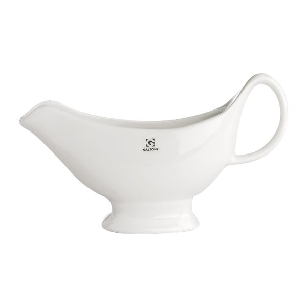 Porcelánová mísa na omáčku KJ Collection Bianco, 300ml