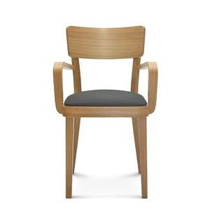Scaun de lemn Fameg Fotel