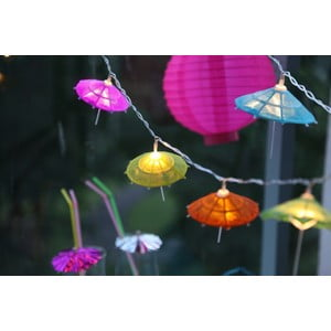Osvětlení Umbrellas