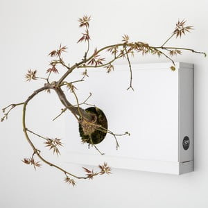 Nástěnný květináč Artkami Sinistra, 38x27 cm