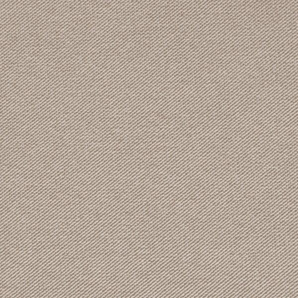 Béžová pohovka pro tři Vivonita Sondero, černé nohy