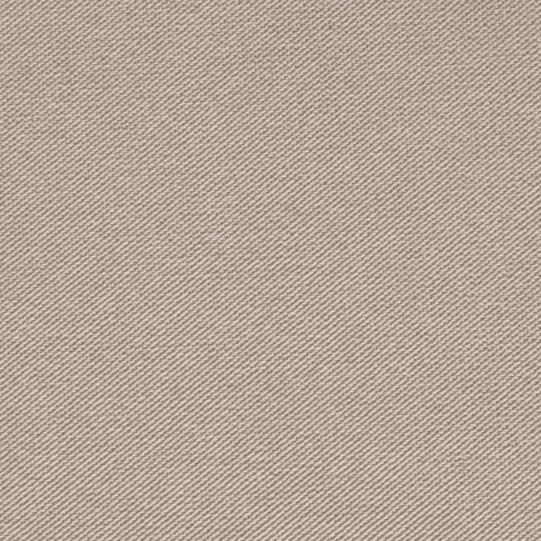 Béžová pohovka pro dva Vivonita Sondero, černé nohy