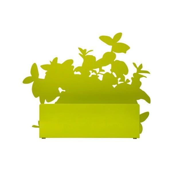 Zelený stojánek na bylinky Sagaform Herb