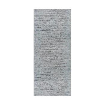 Traversă adecvată și pentru exterior Elle Decor Curious Laval, 77 x 200 cm, albastru – antracit de la Elle Decor