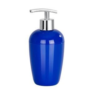 Modrý dávkovač na mýdlo Wenko Cocktail Blue