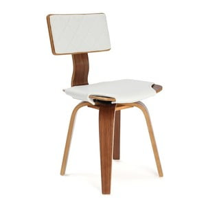 Židle White Walnut