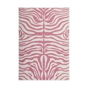 Koberec Fusion 120x170 cm, růžová zebra
