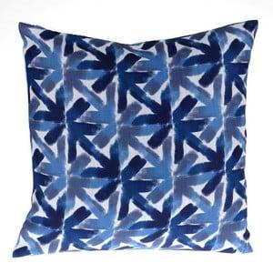 Polštář Blue and Flower, 45x45 cm