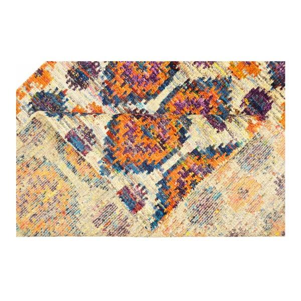 Ručně tkaný koberec Ikat H5 Mix, 170x260 cm