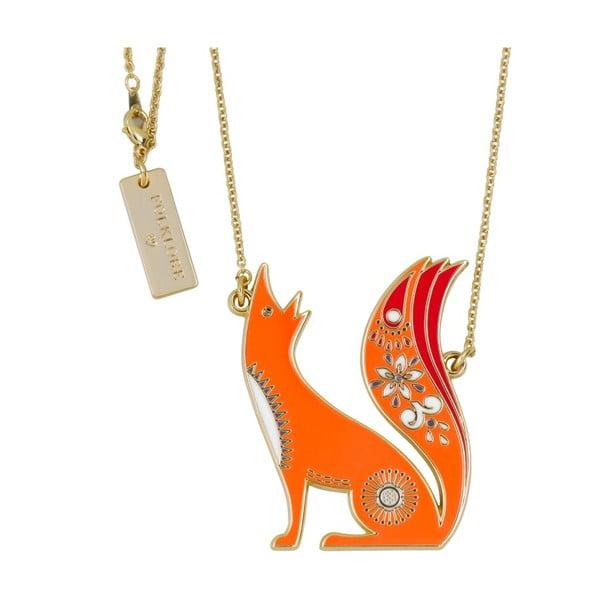 Fox nyaklánc - Folklore