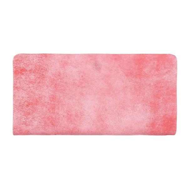 Kožená peněženka Emelda Pink