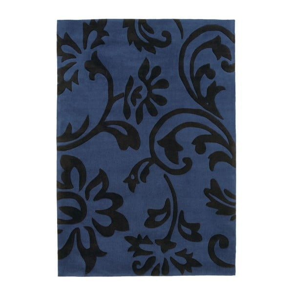 Koberec Asiatic Carpets Eden Midnight, 120x180 cm