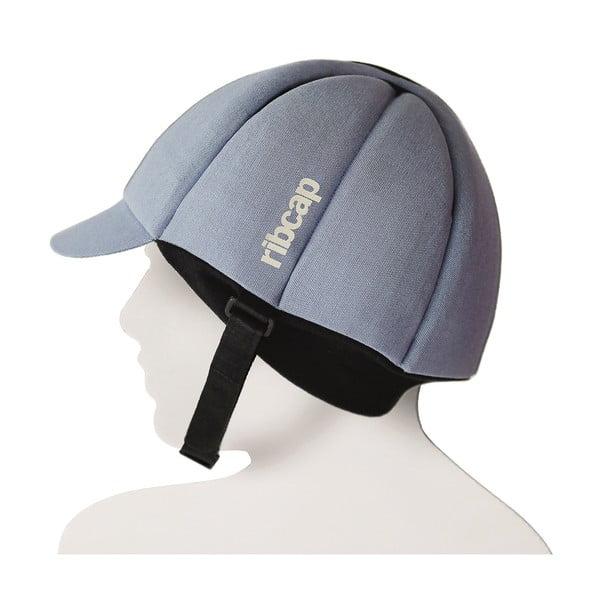 Čepice s ochrannými prvky Ribcap Hardy Azure, vel. S