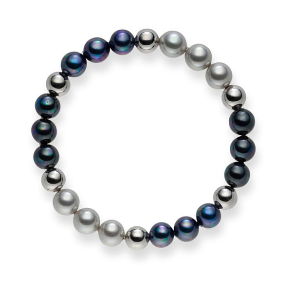 Perlový náramek Nova Pearls Copenhagen Nyx