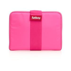 Růžový obal na tablet Fatboy Tuxedo