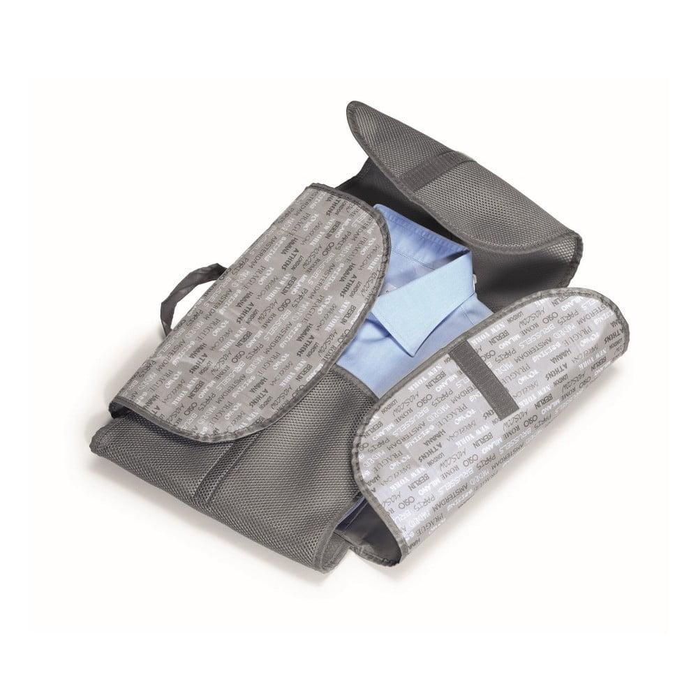 Šedé ochranné pouzdro na košile Cosatto Travel