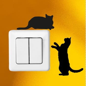 Set 2 autocolante Ambiance Cute Cats
