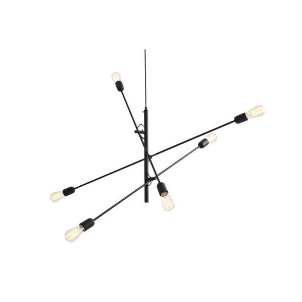 Twigo fekete hatágú függőlámpa - Custom Form